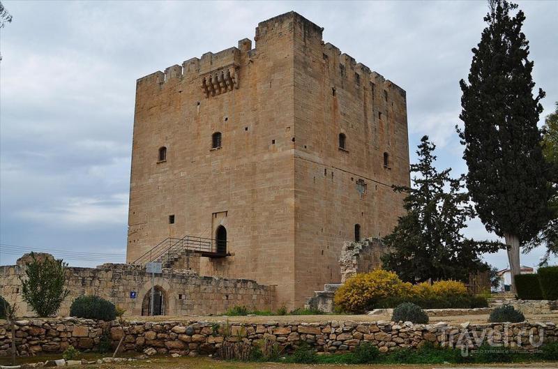 Крепость Колосси, Кипр / Фото с Кипра