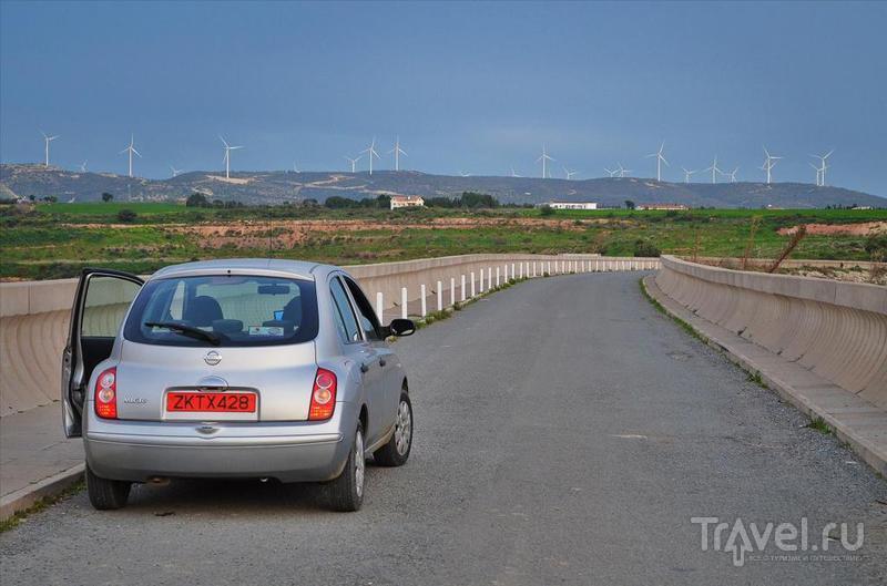 Автомобильный маршрут через весь Кипр: из Ларнаки в Пафос / Фото с Кипра