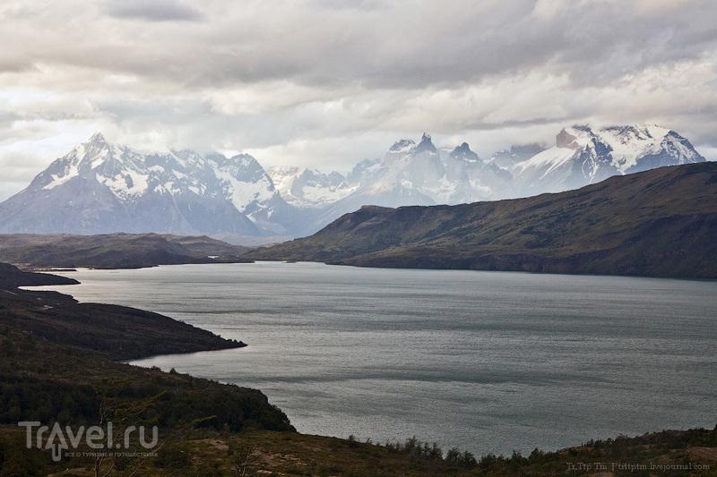 Кордильера дель Пайне, Чили / Фото из Чили