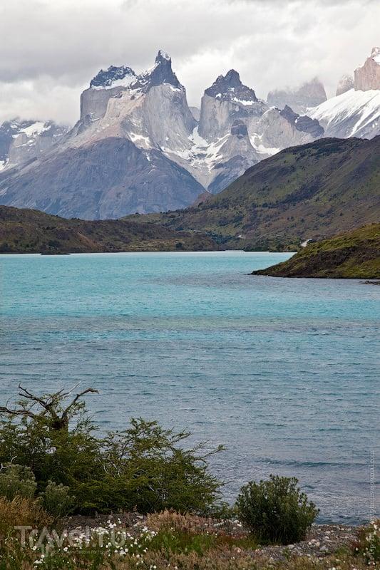 Озеро Пеоэ, Чили / Фото из Чили