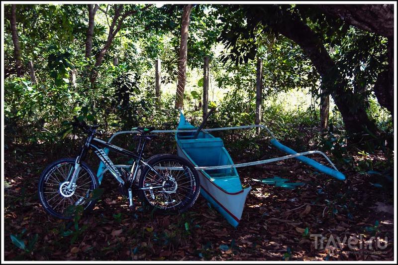 Эль-Нидо: Велопрогулка к водопаду / Фото с Филиппин