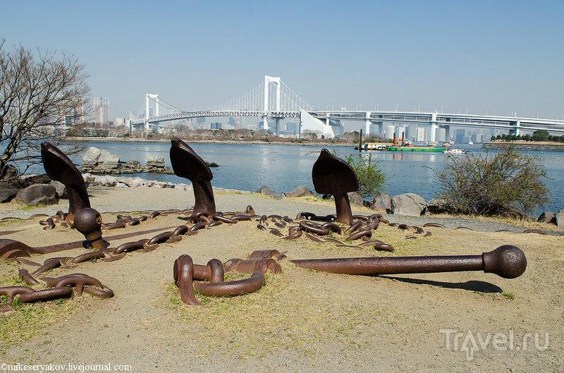 На острове Одайба, Япония / Фото из Японии