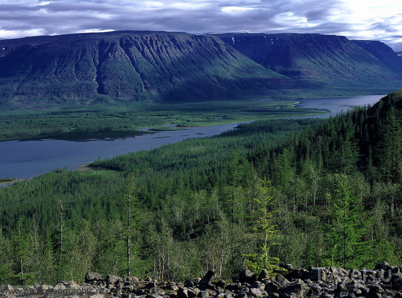 Озеро Кутарамакан, Россия / Фото из России