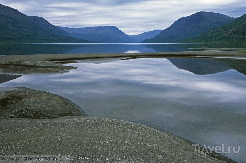 Пейзажи озера Кутарамакан / Фото из России