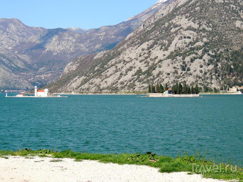Остров Святого Георгия, Черногория / Фото из Черногории