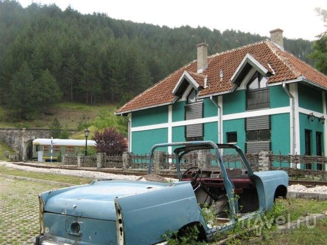 Последняя Карпатская узкоколейка, Вишеу-де-Сус