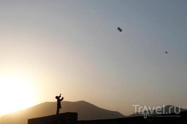 Полёт на другую планету: путешествие в Афганистан / Афганистан