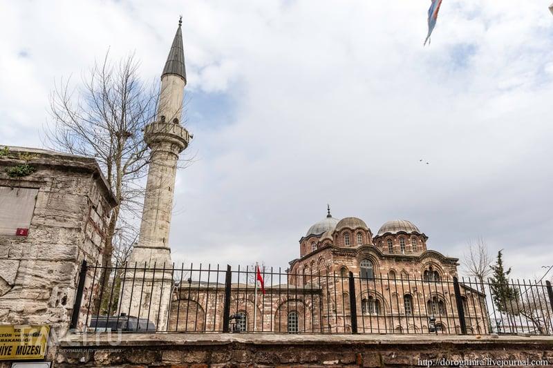 Музей Фетхие в Стамбуле, Турция / Фото из Турции