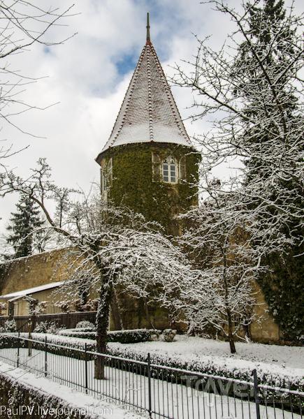 Динкельсбюль. Бавария / Фото из Германии