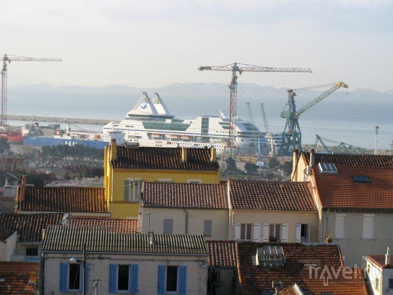 Л'Эстак, пригород Марселя / Фото из Франции