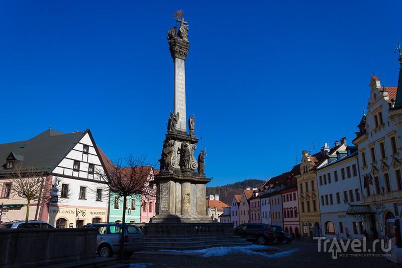 Замок Локет / Чехия