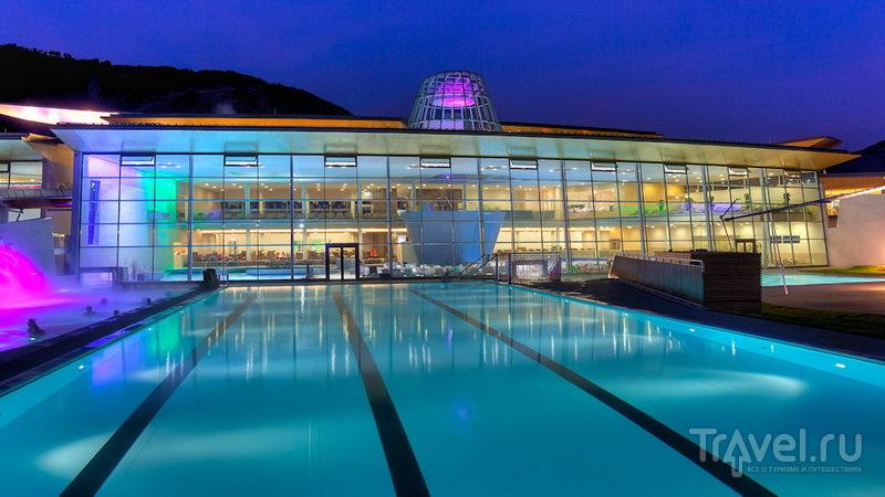 Целль-ам-Зее: СПАсение на водах / Австрия