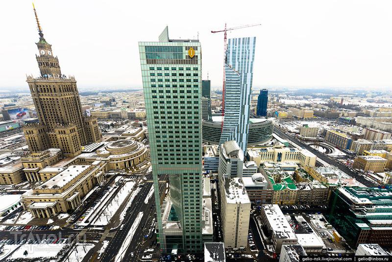 InterContinental Warszawa Hotel / Фото из Польши