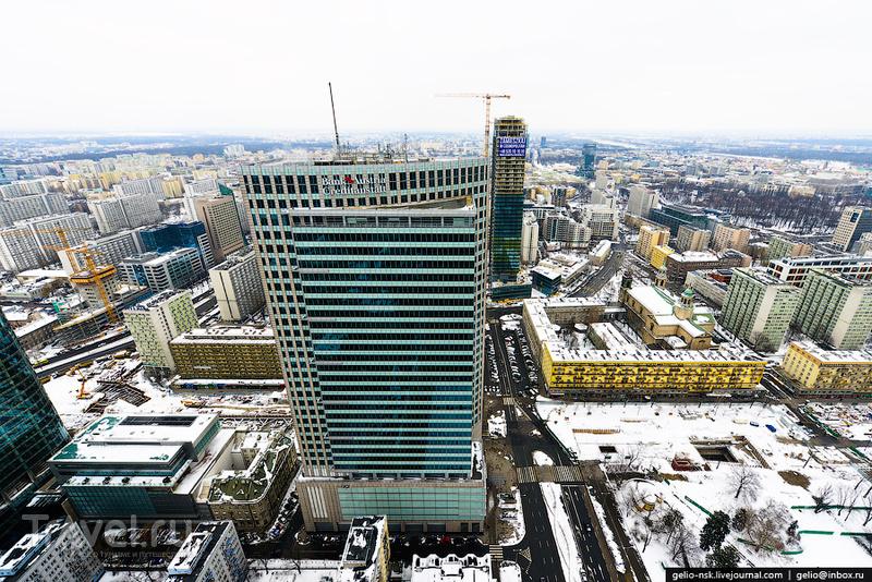 Warsaw Financial Center (Варшавский финансовый центр) / Фото из Польши