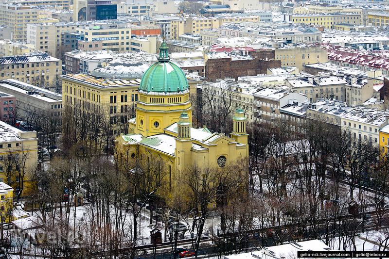 Церковь Святой Варвары, Варшава / Фото из Польши