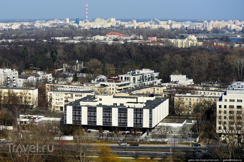 Российский центр науки и культуры в Варшаве и Торговое представительство Российской Федерации / Фото из Польши