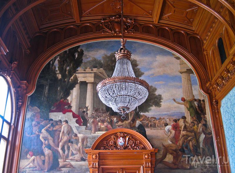 Карловы Вары: императорская лечебница / Фото из Чехии
