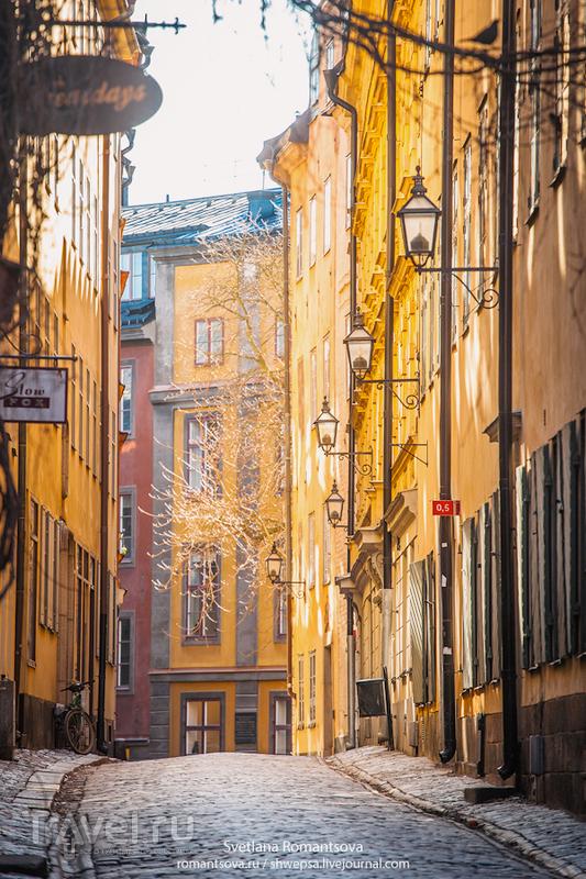 В Стокгольм одним днем / Фото из Швеции