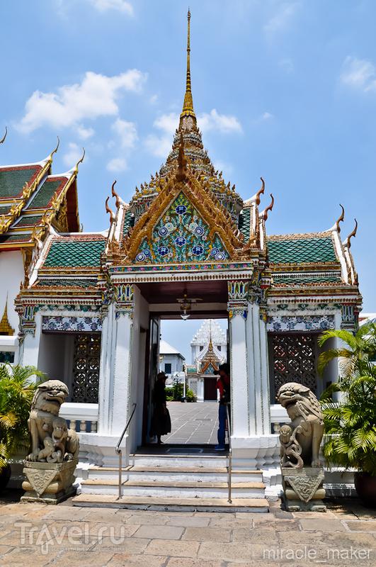 Прогулка по Бангкоку / Таиланд