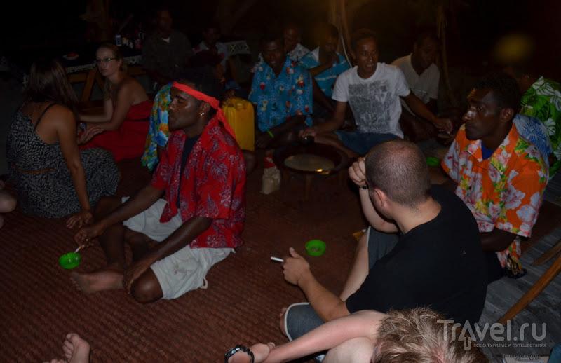Фиджи - Полуголый Архипелаг. Пляжный отдых / Фиджи