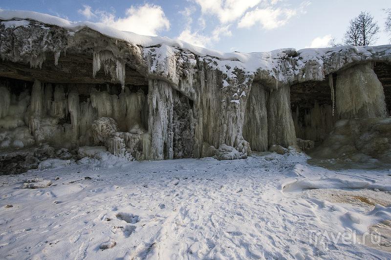 А не смотаться ли нам на водопад? / Фото из Эстонии