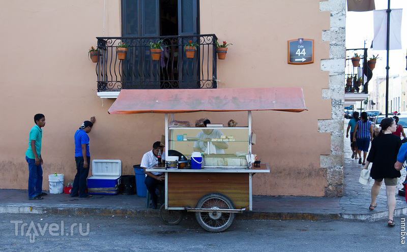 Мексика. Поездки из Канкуна. Вальядолид / Фото из Мексики