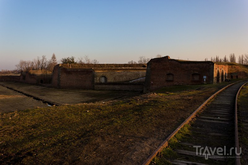 Чехия. Город Терезин. Немецкий концентрационный лагерь Терезиенштадт / Чехия