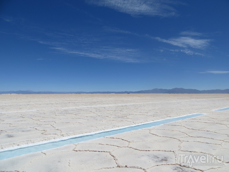Салинас Грандес / Фото из Аргентины