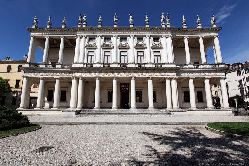 Палаццо Киерикати в Виченце, Италия / Фото из Италии