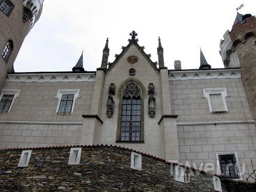 Замок Жлебы / Чехия