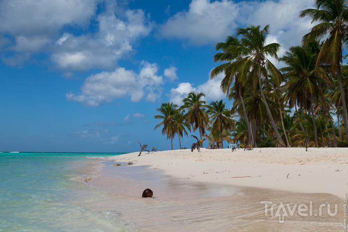 Природный заповедник Саона в Доминикане / Доминикана