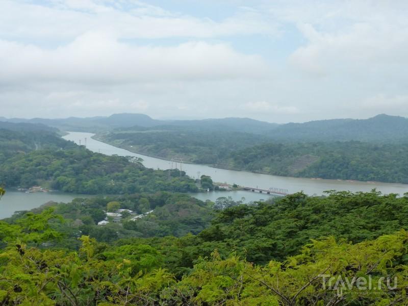 За экскурсиями в Гамбоа / Панама