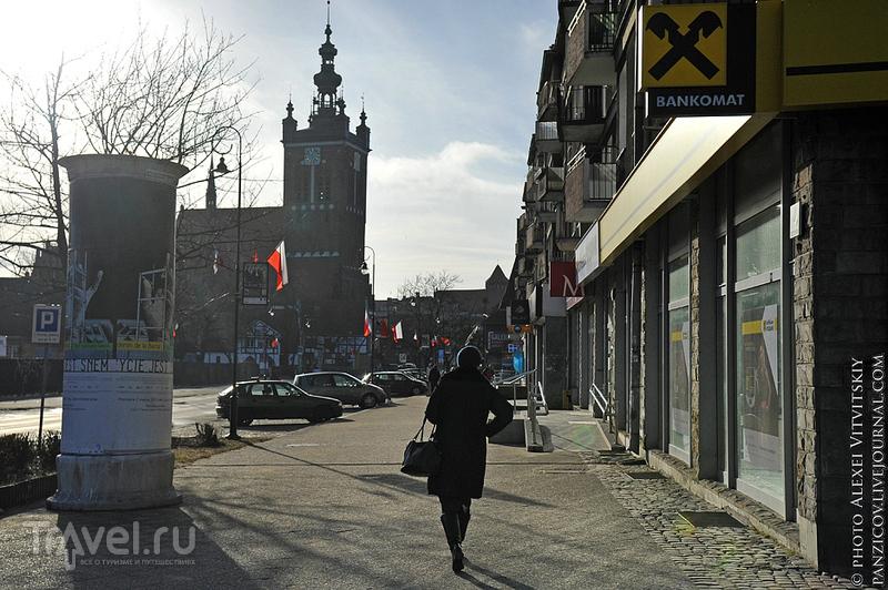Гданьск и Гдыня в первый день весны / Фото из Польши
