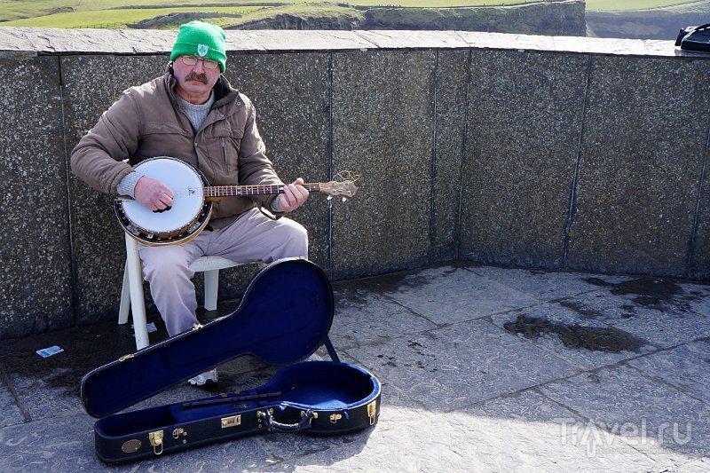 Легенды Утесов Мохер / Ирландия