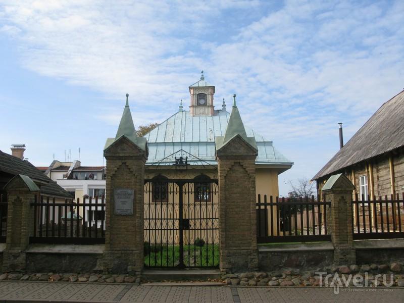 Тракай и его замок / Литва
