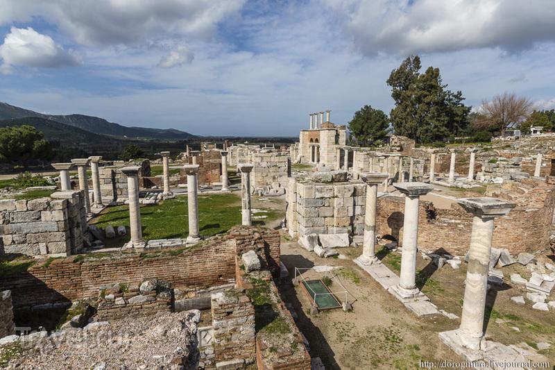Вокруг Эфеса / Фото из Турции
