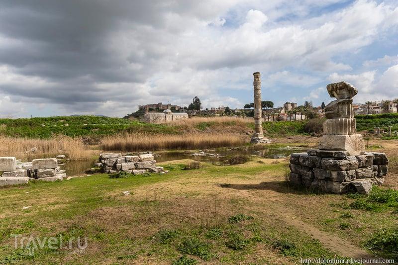 Храм Артемиды Эфесской, Турция / Фото из Турции