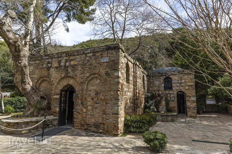 Дом Девы Марии, Турция / Фото из Турции