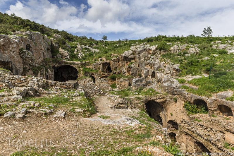 Пещера Семи спящих отроков, Турция / Фото из Турции