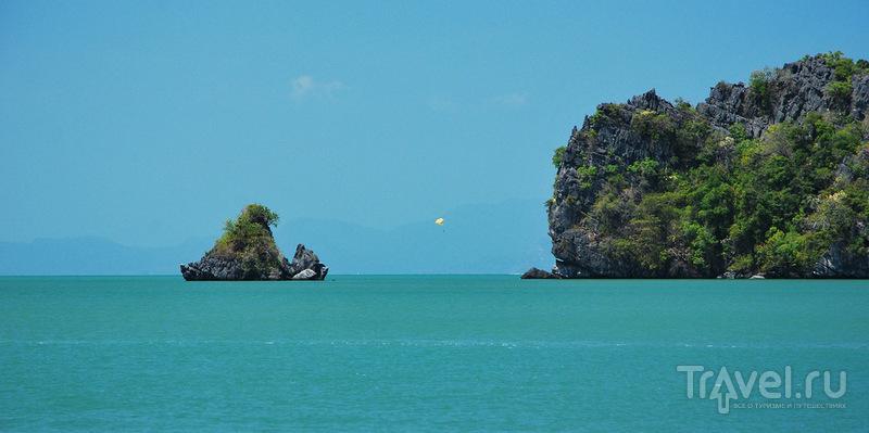 Пляж у отеля Tanjung Rhu на Лангкави / Фото из Малайзии