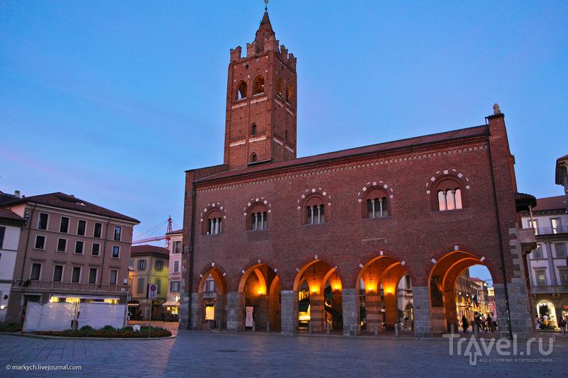 Монца - резиденция королей / Италия