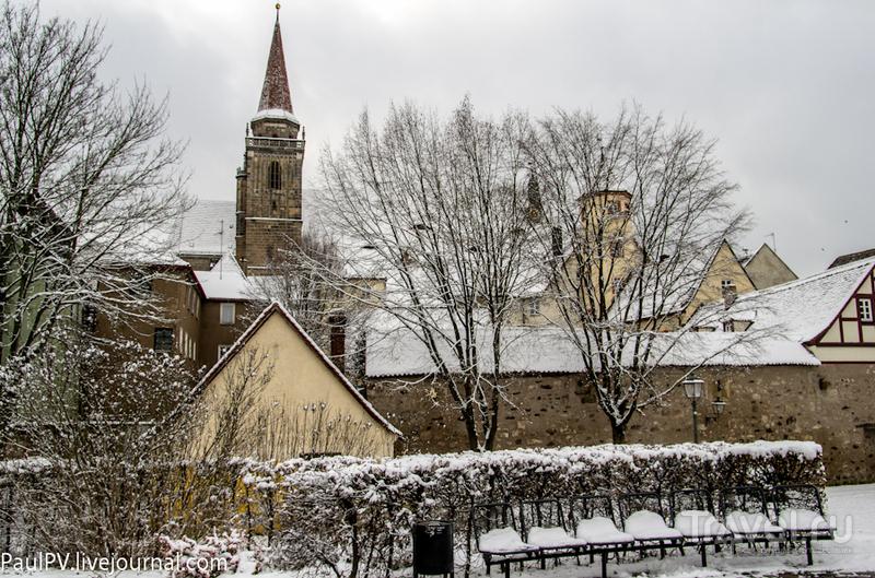 Ансбах, Бавария / Германия