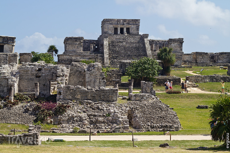 Мексика. Поездки из Канкуна. Тулум / Фото из Мексики