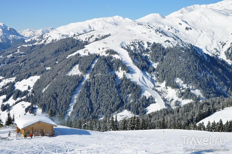 С Вены на Арену, Zell am Ziller / Австрия