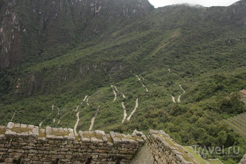 Как же добраться до Мачу-Пикчу / Перу