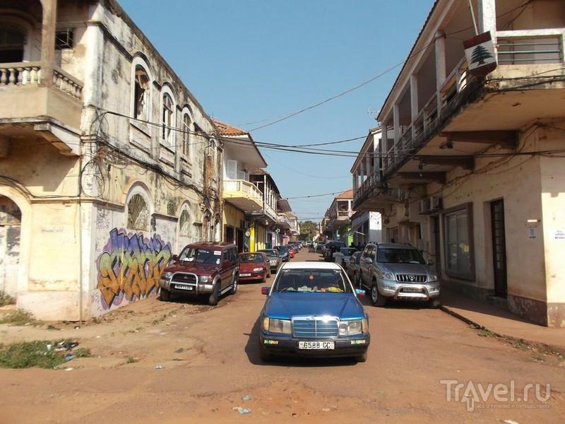 Бисау такая Гвинея / Гвинея-Бисау