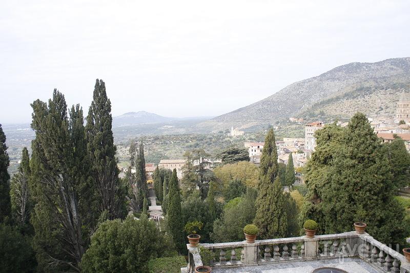 Тиволи. Вилла-Д'Эсте / Италия