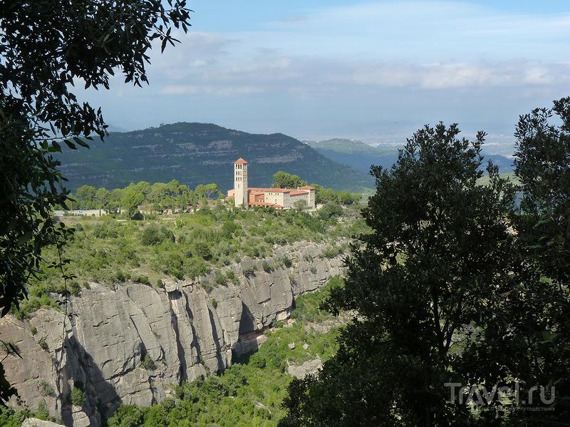 Монастырь Сант-Бенет, Испания / Фото из Испании