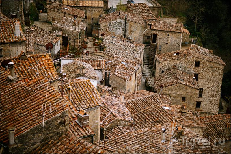 Город на краю / Италия