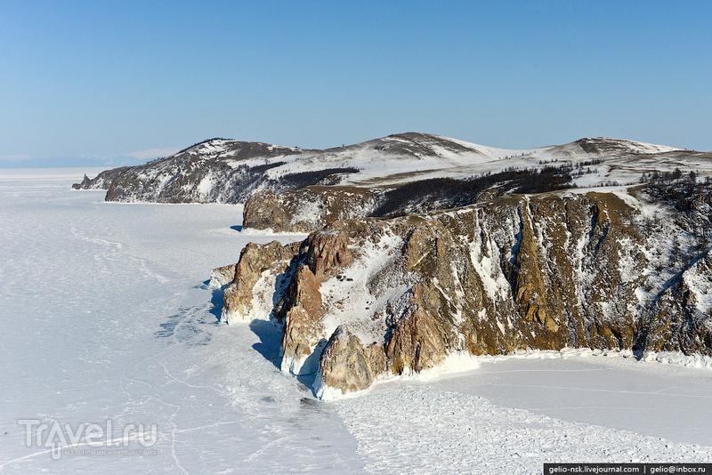 Остров Ольхон на озере Байкал, Россия / Фото из России
